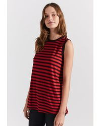 Current/Elliott - The Easy Muscle Tank - Lyst