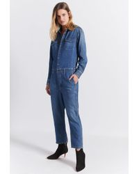 Current/Elliott - The Crew Coverall - Lyst