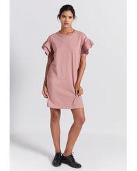 Current/Elliott - The Carina Dress - Lyst