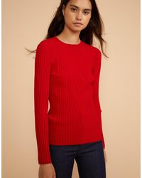 Cynthia Rowley - Haven Ribbed Sweater - Lyst