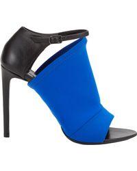 Balenciaga Glove Ankle Strap Sandals - Lyst