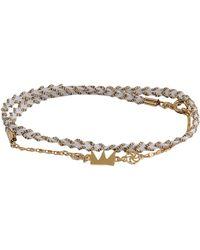 Alphabeta - Bracelet - Lyst