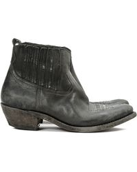 Golden Goose Deluxe Brand Crosby A1 Boot - Lyst