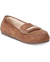Hush Puppies® Womens Mayflower Slippers - Lyst