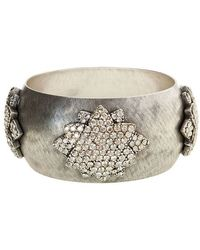 Camille K - Luxembourg Bangle Bracelet Iv - Lyst
