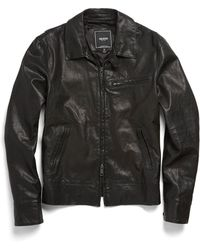 Todd Snyder | Dean Jacket In Black | Lyst