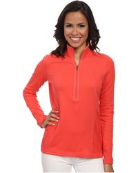 Tommy Bahama Lighthouse 1/2 Zip Top - Lyst