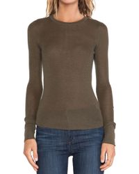 Citizens of Humanity - Cashmere Thermal - Lyst