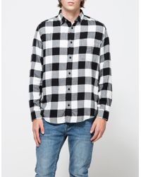 Cheap Monday | Neo Flannel Shirt | Lyst