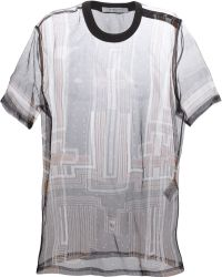 Givenchy Digital Print T-Shirt - Lyst