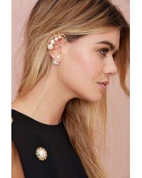 Nasty Gal Linela Ear Cuff - Lyst
