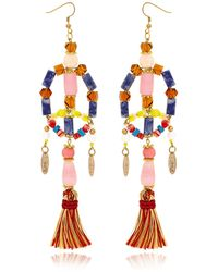 Anita Quansah London - Aalia Earrings - Lyst