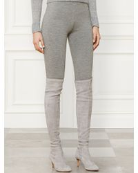 Ralph Lauren Collection Cashmere Legging - Lyst