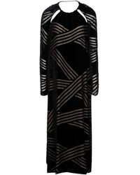 Damir Doma Long Dress - Lyst