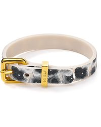 Marc By Marc Jacobs Rubber Bandz Bracelet - Lyst
