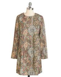 Glamorous Perks Of Art Dress - Lyst