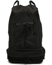 Nicopanda - Cross Lace Backpack - Lyst