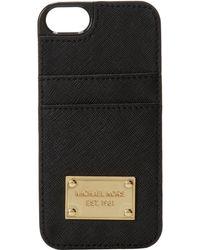 MICHAEL Michael Kors Electronics Phone Cover W Pocket - Lyst