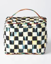 Mackenzie-Childs - Courtly Check Train Case - Lyst