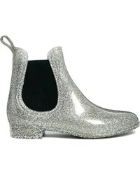 Asos Gamble Jelly Shoes - Lyst