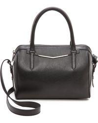 Reece Hudson - Phoenix Small Duffel Bag Black - Lyst