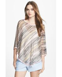 Missoni Silk Cover-Up - Lyst