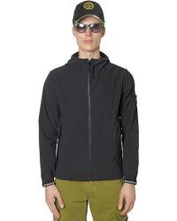Stone Island Anti-Drop Comfort Shell Sport Jacket - Lyst