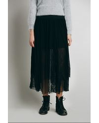 Free People Sugar Plum Tutu Skirt - Lyst