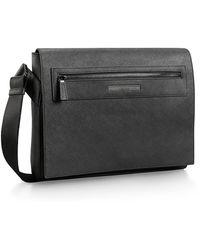 Calvin Klein White Label Kiernan City Messenger Bag black - Lyst