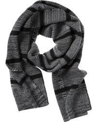 Banana Republic | Extra-fine Merino Wool Stripe Scarf | Lyst