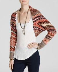 Free People Shrug - Carnival - Lyst