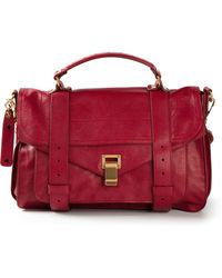 Proenza Schouler Medium Ps1 Satchel - Lyst