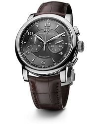 David Yurman - Classic 46Mm Stainless Steel Chronograph Watch - Lyst