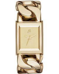 Karl Lagerfeld Ladies Marais Bracelet Watch gold - Lyst