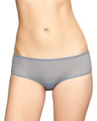 Gap Diamond Lace Hipster Tanga - Lyst