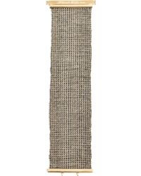 Carolina Bucci 18k White Gold and Silk Woven Bracelet - Lyst