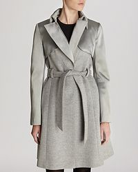 Karen Millen Coat - Classic Investment Collection - Lyst