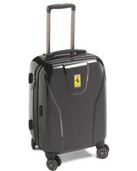 Ferrari - 'hi-tech - Cabin' Wheeled Carry-on - Lyst