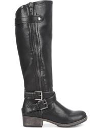 Rampage Handley Tall Boots - Lyst
