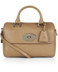 Mulberry Small Del Rey Glossy Goat Bag - Lyst