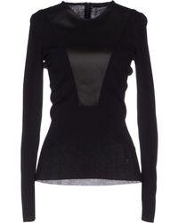 Gucci Black Sweater - Lyst