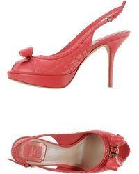Dior Sandals - Lyst