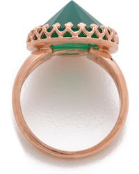 Heather Hawkins - Splendor Spike Cut Ring - Lyst