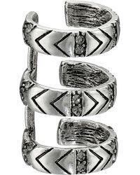 House Of Harlow 1960 Shakti Earrings Cuff - Lyst