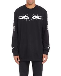 Hood By Air - house Of Pain Long-sleeve T-shirt - Lyst