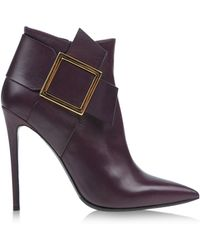Gianmarco Lorenzi Ankle Boots - Lyst