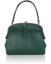 Dickins & Jones Double Frame Grab Handbag - Lyst