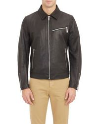 Marc By Marc Jacobs Brennan Motorcycle Jacket - Lyst