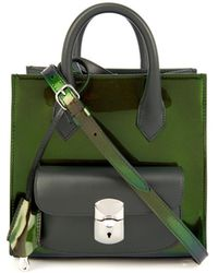 Balenciaga Padlock Mini All Afternoon Cross-body Bag - Lyst