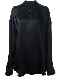 Haider Ackermann Loose Fit Blouse - Lyst